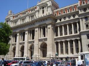 Tribunales de Buenos Aires