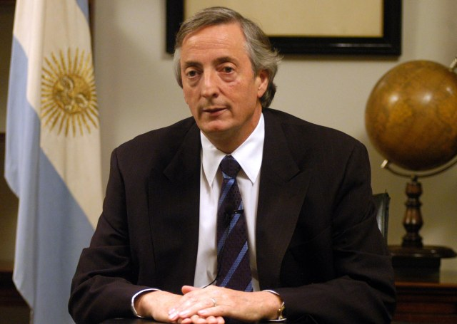 Nestor Kirchner
