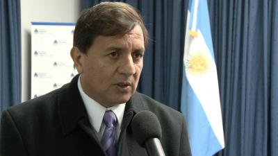 Juez Raúl Reynoso de Orán