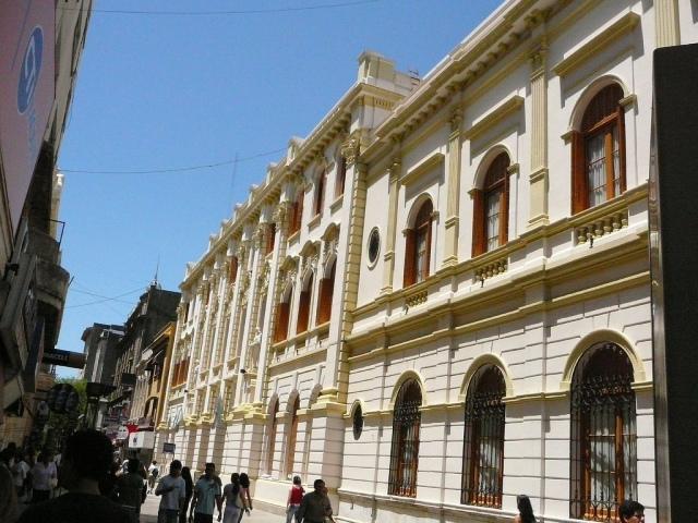 Edificio de la Legislatura Provincial de Córdoba