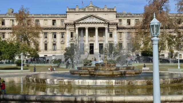 Edificio de tribunales de Córdoba