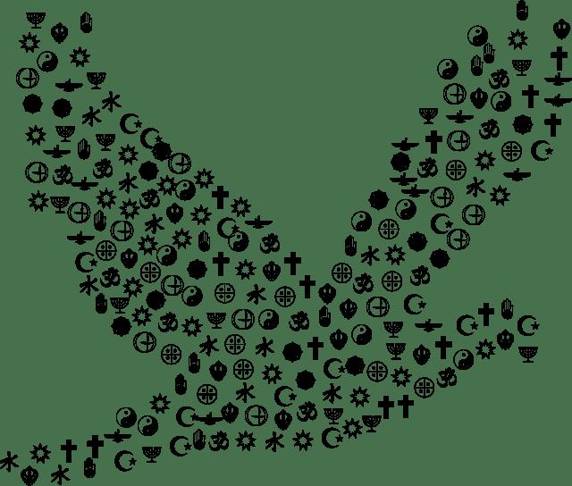 religion y paz